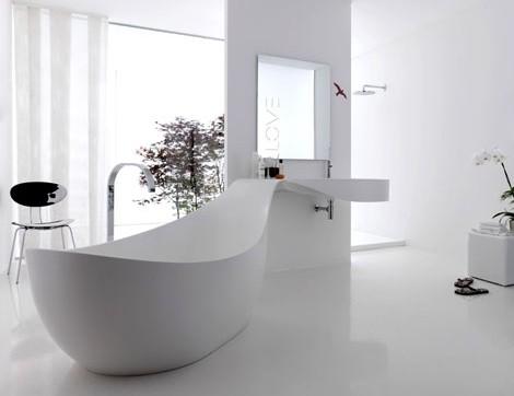 The Love bathtub by Novello
