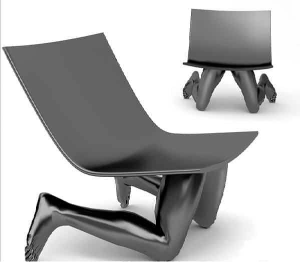 Samal Design human chair