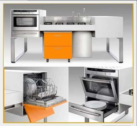 Concept cook by hardy inside