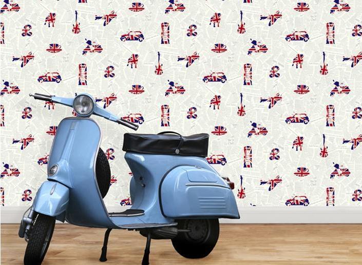 Wallpaperspace vintage Britpop