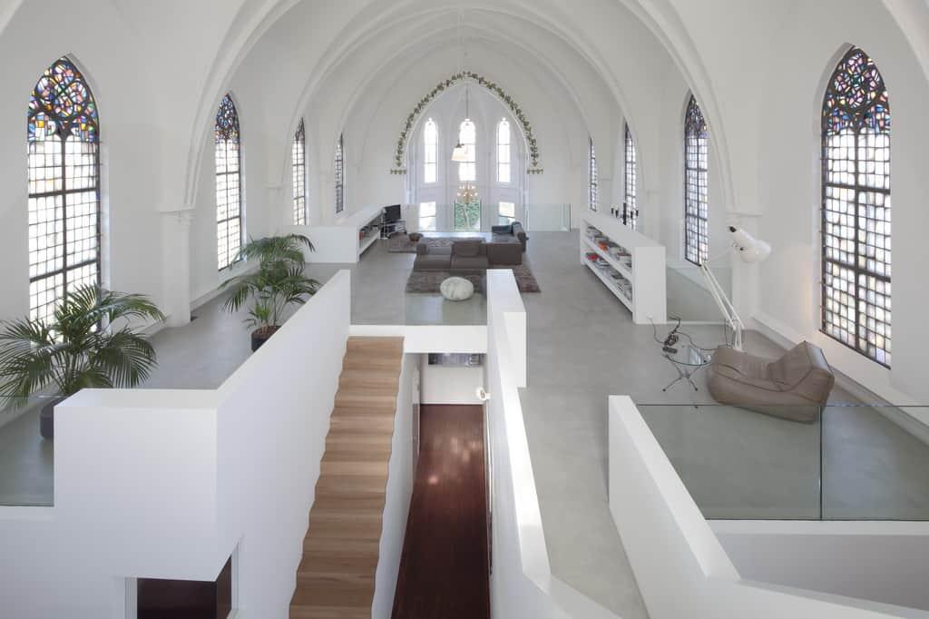 church conversionzecc architects - the design sheppard