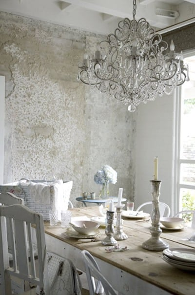 Grey in interiors - Dining Room