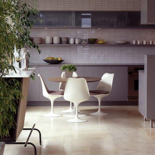 Grey in interiors - Kitchen