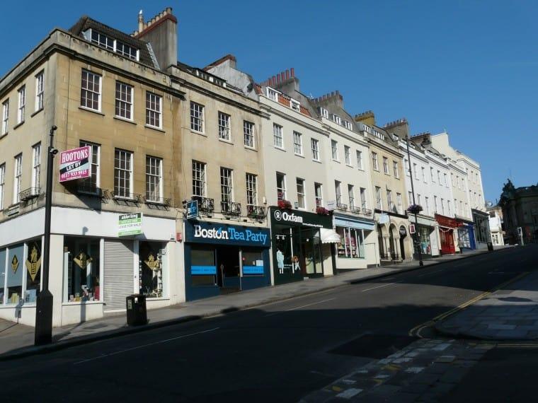 Park Street in Bristol