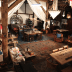 Home Barn: A Veritable Wonder Emporium of the Vintage Variety