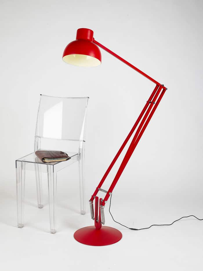 Anglepoise Type75 Maxi Led Signal Red