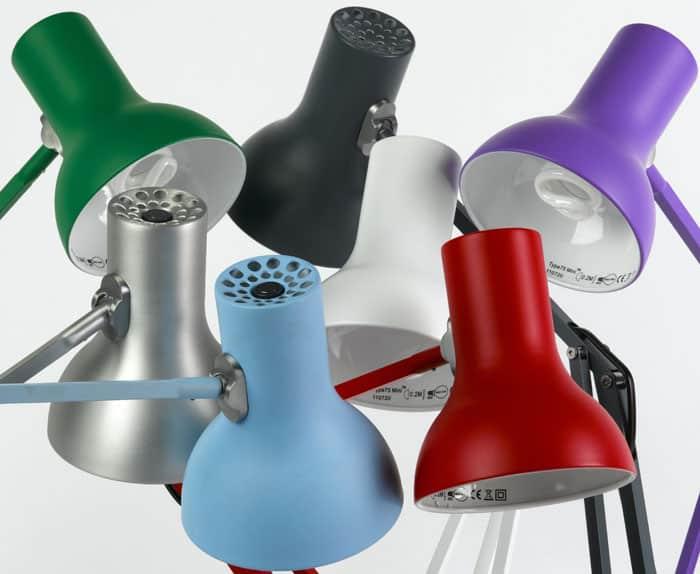Anglpoise Type75 Mini All Colours