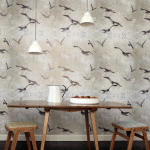 The Stonewall Wallpaper Collection by Louise Body