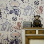 Stylish & Quirky Wallpapers by Kate Usher