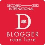 Decorex Blogger Stacey Sheppard