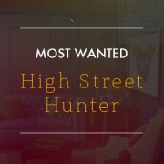 Most Wanted High Street Hunter Stacey Sheppard