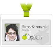 Stacey Sheppard Freshome Writer Badge