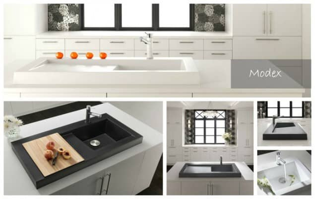 Modex sink by Blanco