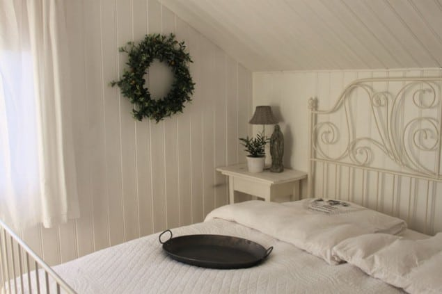 Scandinavian Interior - Janne Synnove's Home Bedroom