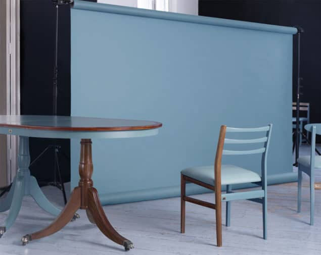 Furniture produced by Donna Walker & the Living Furniture Project