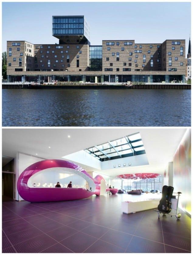 nHow Lifestyle & Music Hotel Berlin