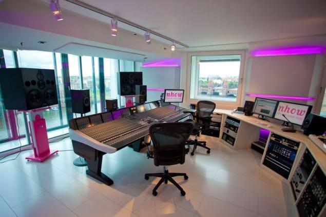 nhow hotel Berlin music studio