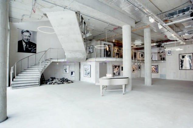 nhow hotel Berlin seven star gallery