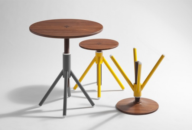 Design Studio Berlin thread furniture by berlin based coordination the design sheppard