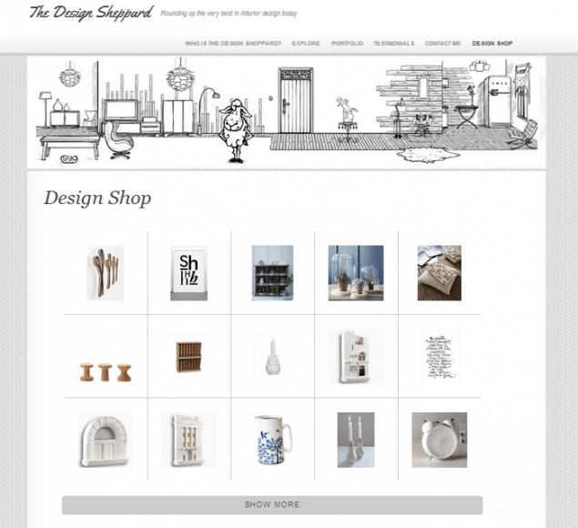 Design Sheppard Shop