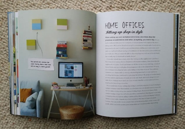 Home for Now by Joanna Thornhill - Home Offices