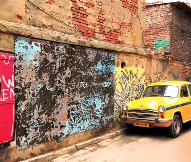 Jaipur Chaos Theory rug by Kavi _Geb