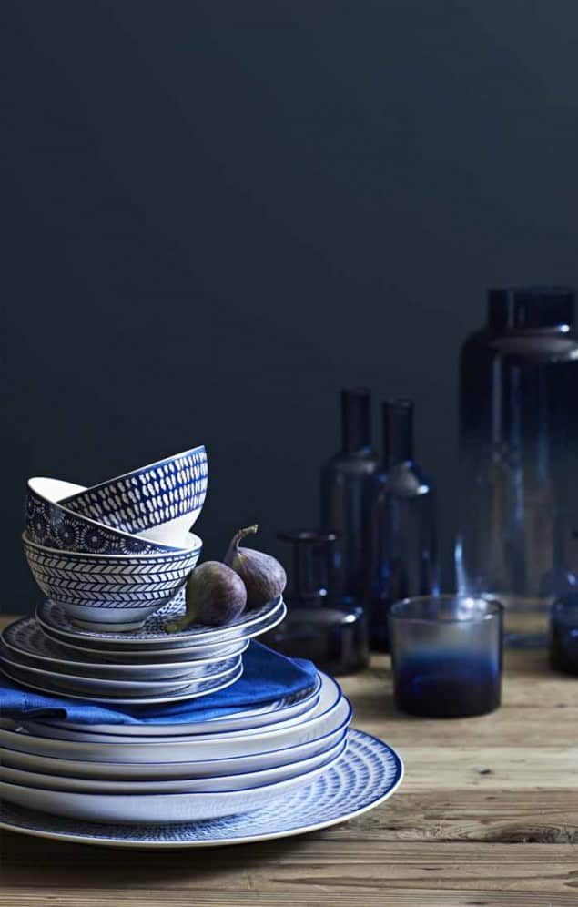 Sainsburys AW14 Indigo Dining. Sainsbury  39 s AW14 Home  amp  Lifestyle Collection   The Design Sheppard
