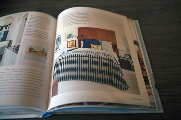 book review design bloggers at home by ellie tennant happy mundane jonathan lo 187 design bloggers at home book