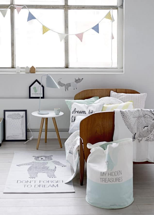 Bloomingville Mini Range 2015 children's bedroom