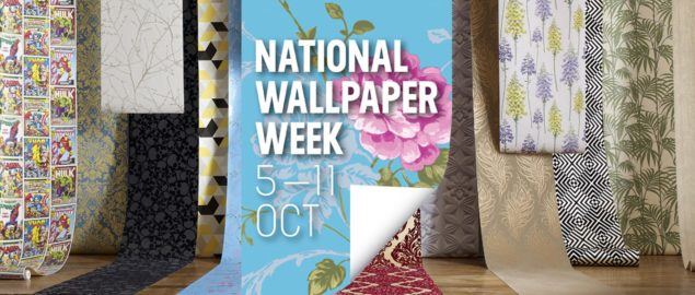 National Wallpaper Week with Graham & Brown