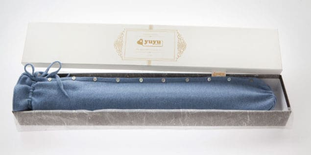 Yuyu Luxury Long Hot Water Bottle in Gift Box