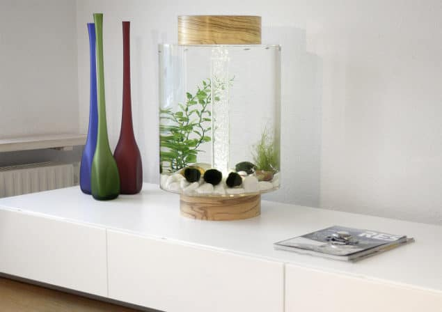 Norrom Aquarium for the design conscious