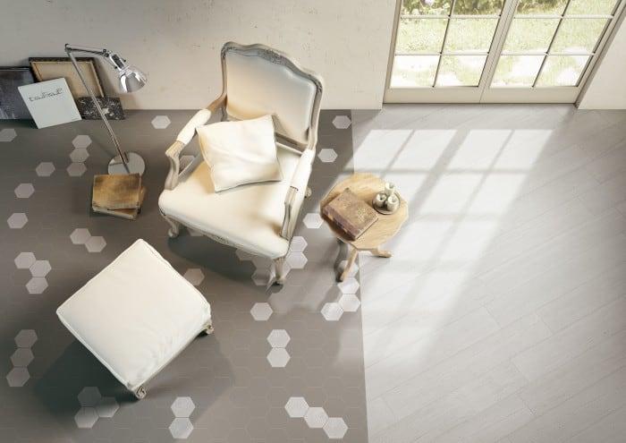 rokkakkei hexagon tiles from walls and floors ltd
