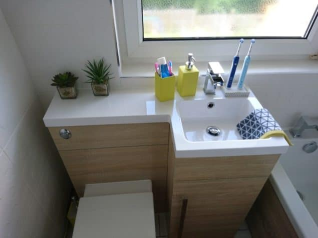 small bathroom inspiration - Small Bathroom Inspiration
