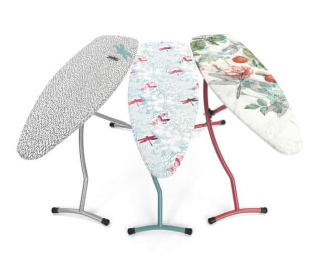 Brabantia Raspberry, Barley and Botanical Ironing Boards