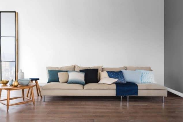 Dulux Colour Futures 17   COTY   Living Room   Cornflower Bunch, Sash Blue, Part 74