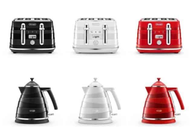 DeLonghi Avvolta Kettle And Toaster