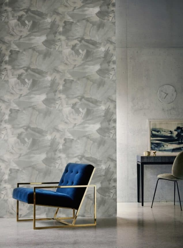 Anthology Definition wallcovering Aspronisi - Watercolour wallpaper