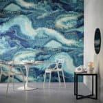 Trend : Painterly Watercolour Wallpaper