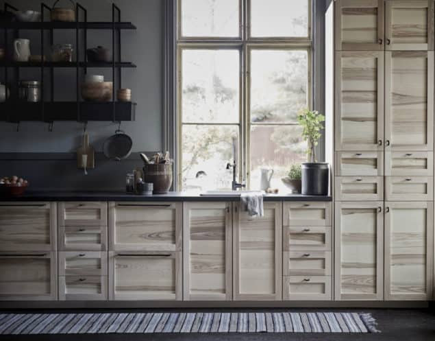The Kitchen Cabinet #35: TORHAMN Kitchen Cabinet Door Fronts From IKEA