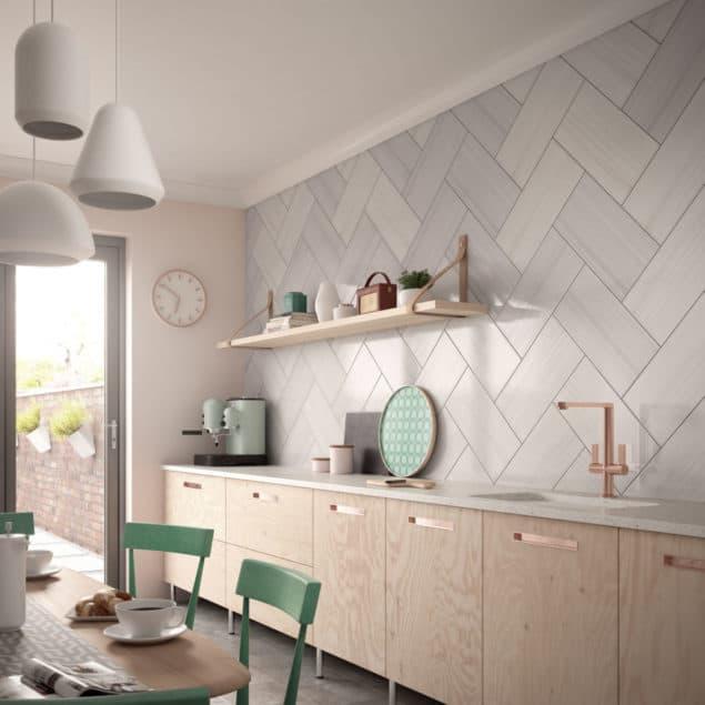 British Ceramic Tile New Brighton Tide & New Brighton Salt tiles