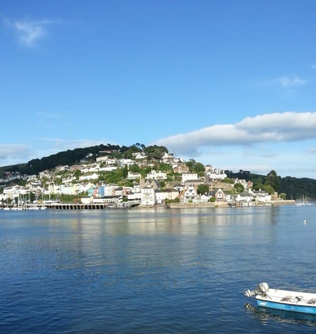 Kingswear South Devon