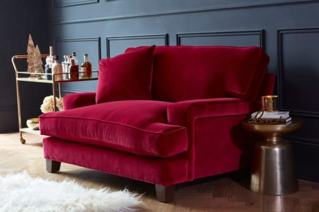 Trend Bright Bold Velvet Sofas The Design Sheppard