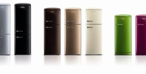 Revamped Retro Collection by Gorenje