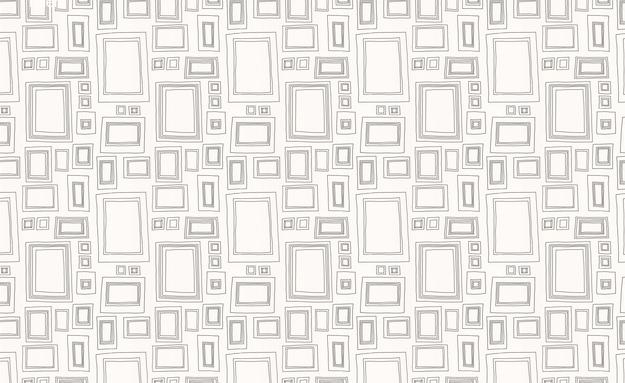 Funky frame wallpaper - The Design Sheppard