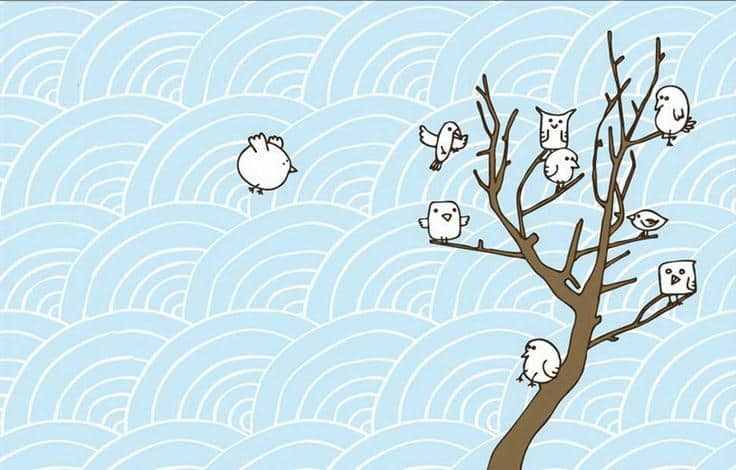 Bird On A Tree By Studio Nommo