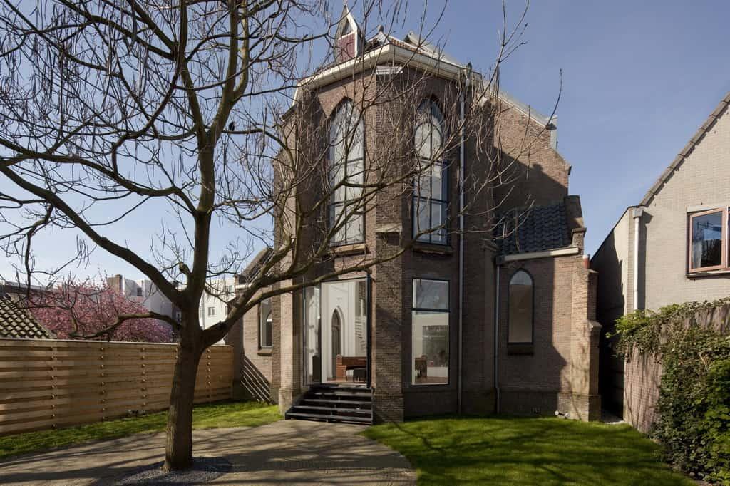 Residential Church XL by Zecc Architects