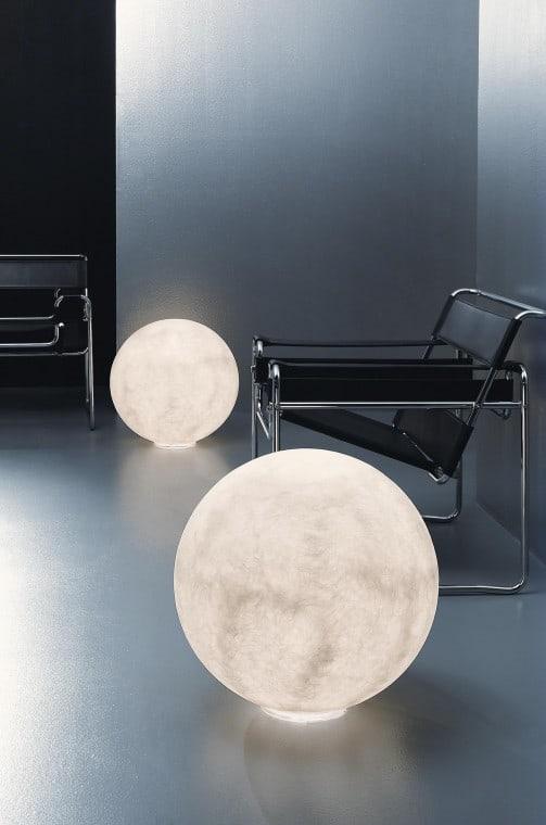 Floor Moon by In-es.artdesign