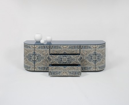 Carpetry Sideboard, part of the Heritage Boy Collection by Lee Broom