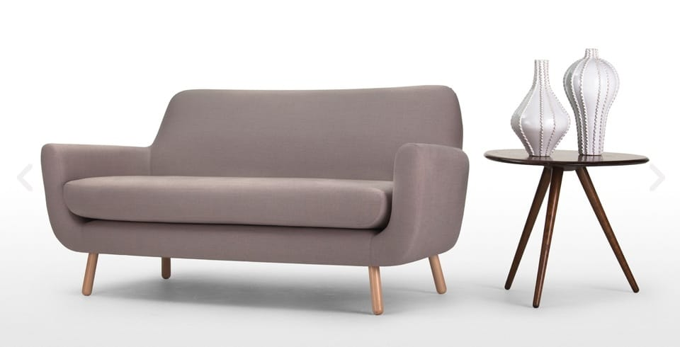 Jonah Sofa from made.com designed by James Harrison